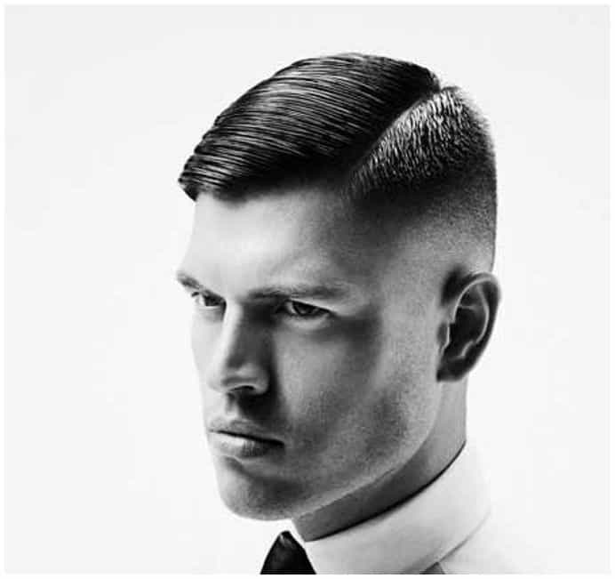 What Hairstyle Suits Me Quiz: Mens Hairstyles That Passed The Test Of Time // Colonel's